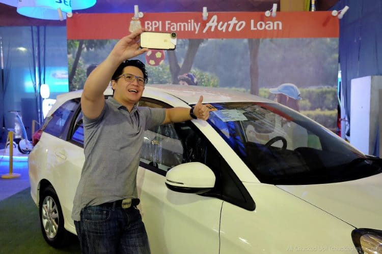 With BPI Family Auto Loan, why dream when you can drive!