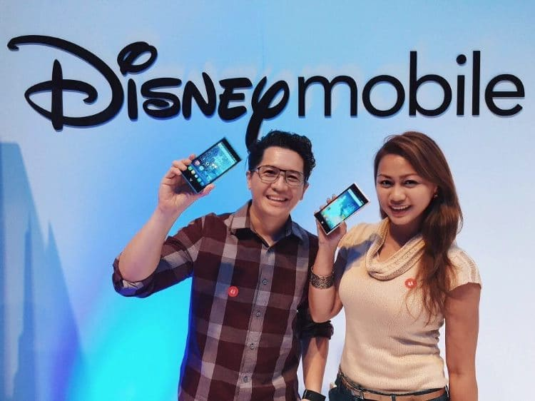 Disney Mobile – Globe Telecom brings in every Disney fan's dream smartphone!