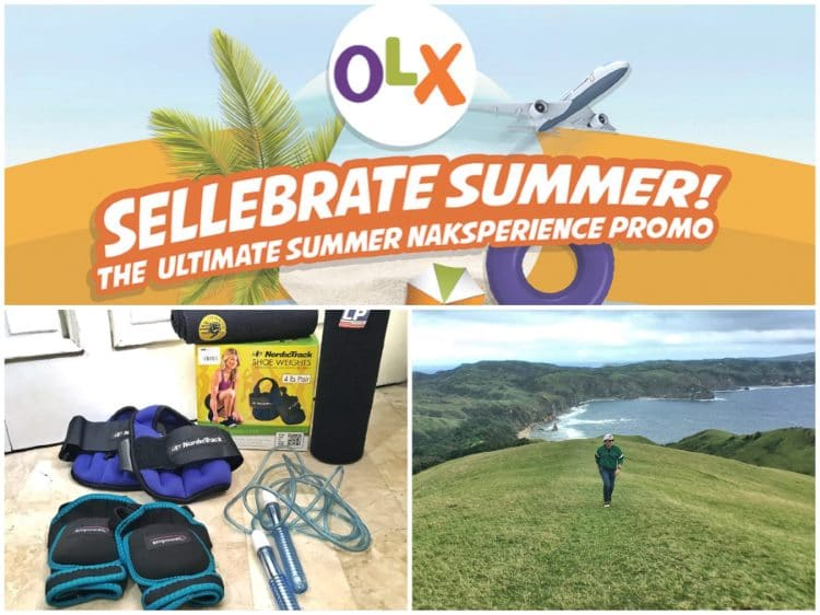 Join OLX SELLEBRATE Summer: The Ultimate #NAKSPERIENCE Summer Promo – Win amazing shopping sprees and summer trips!