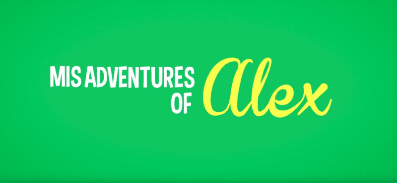 Misadventures of Alex by GrabTaxi – A fun and relatable Grab miniseries!