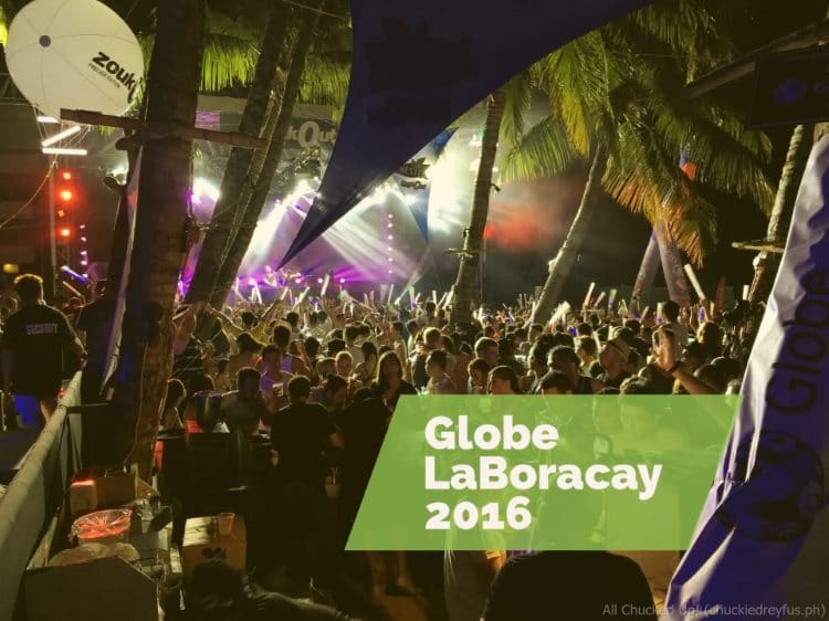 Globe LaBoracay 2016 (Sunkissed + ZoukOut) - A Boracay weekend like no other!