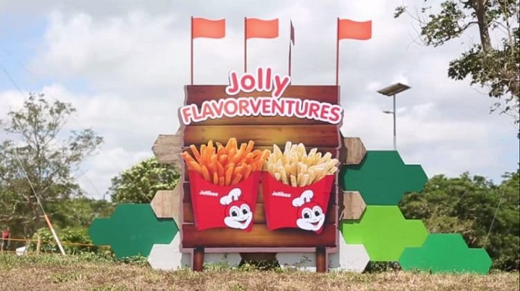 Jollibee Jolly Flavorventures – Jolly Crispy Flavored Fries