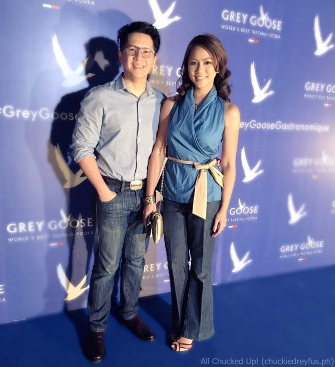 Grey Goose Gastronomique – A Grey Goose VX coming out party!