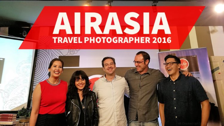 The AirAsia Travel Photographer 2016 search is on!