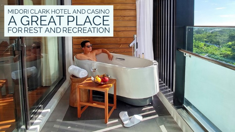 Midori Clark Hotel and Casino - A great place for rest and recreation