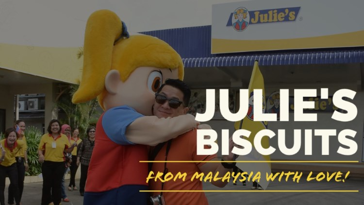 Julie's Biscuits – From Malaysia with love!