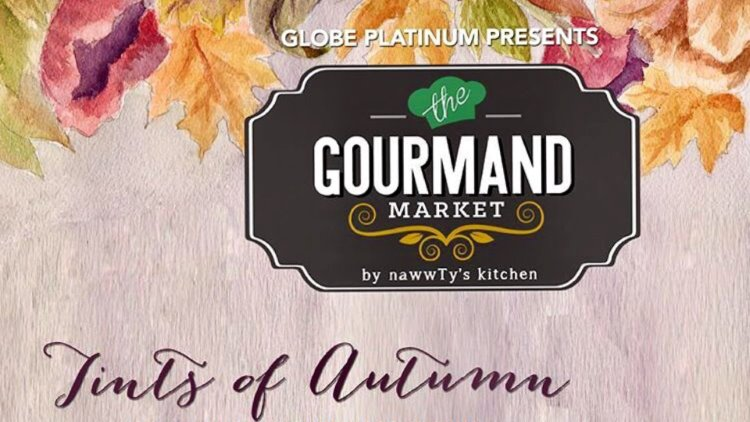 Come to The Gourmand Market – Tints of Autumn by Globe Platinum
