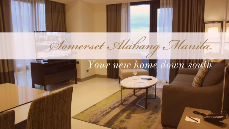 Somerset Alabang Manila – Your new home down south