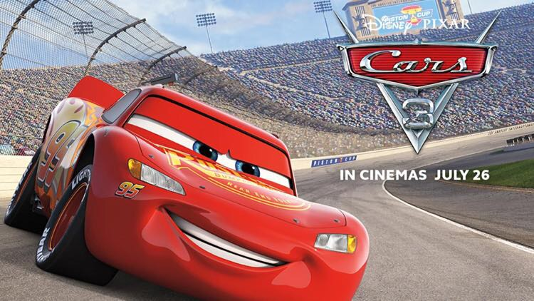 Go BIG with Globe at Home's GoBIG plans and enjoy Disney/Pixar's Cars 3 for free!