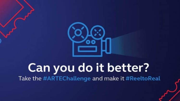 Join the GMovies #ARTEchallenge – Win P5000 worth of movie tickets!