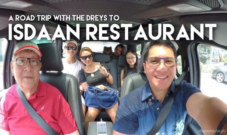 VLOG: A fun road trip with The Dreys to Isdaan Floating Restaurant in Nueva Ecija