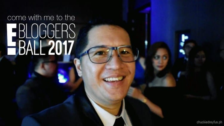 VLOG: Come with me to the E! Bloggers Ball 2017 at City of Dreams Manila