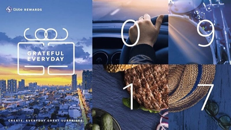 Happy 917 Day – Globe thanks customers with exciting surprises on 09.17