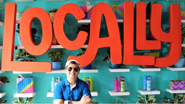 Livin la vida LOCALLY – Love local. Buy local.