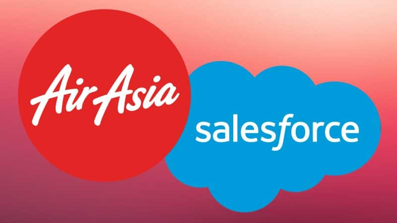 AirAsia revamps customer care for digital era with Salesforce