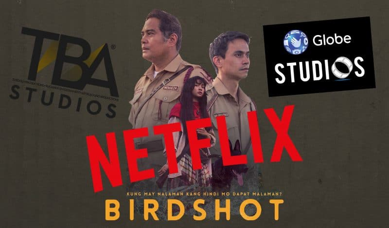 Acclaimed Filipino film BIRDSHOT is now on Netflix!