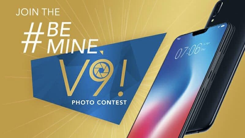 Join the Vivo V9 photo contest and win your own awesome Vivo V9 smartphone!