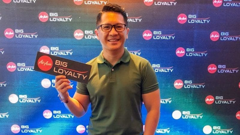 AirAsia BIG Loyalty – Join the world's first freedom flyer programme now!