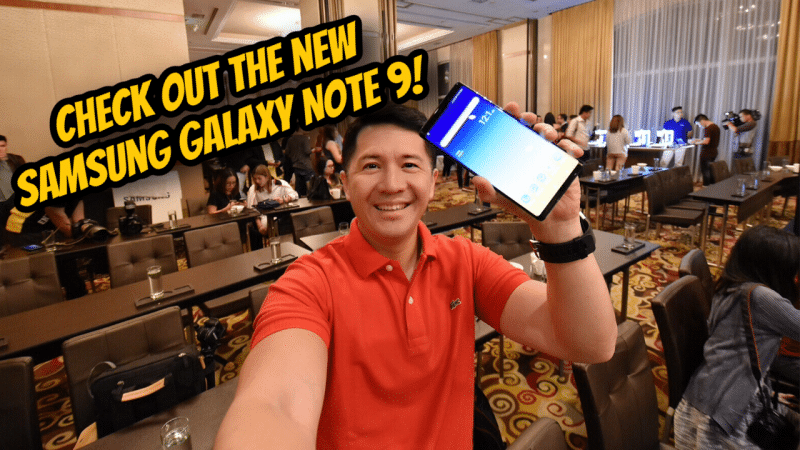 The Samsung Galaxy Note 9 is here… and it's incredible!