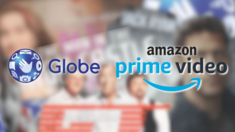 Enjoy Amazon Prime Video and Twitch Prime with Globe Postpaid Plans