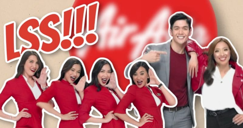LSS feels! AirAsia Red Hot Seat Sale is back with a catchy jingle!