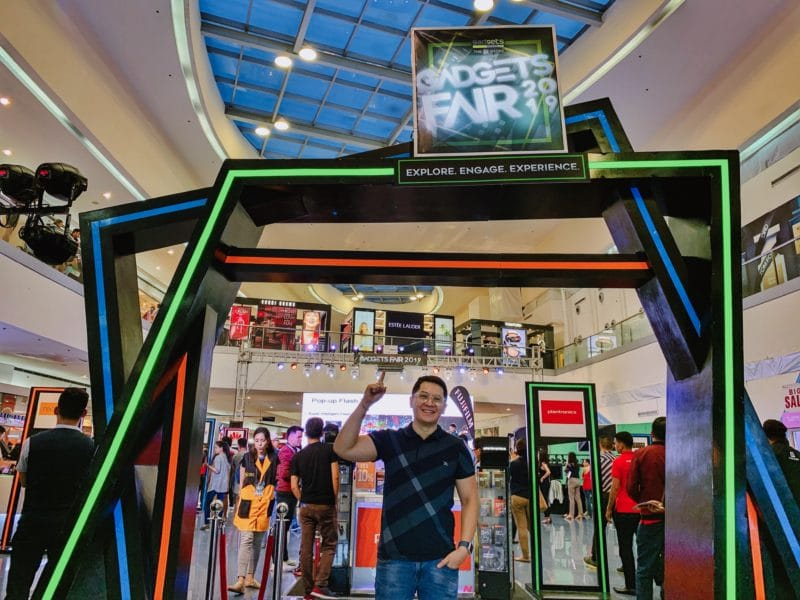 I went crazy at the SM Gadgets Hub Fair 2019! Promos and discounts galore!