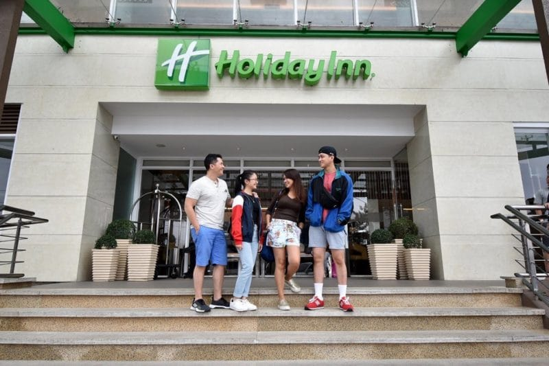 5 reasons why I love Holiday Inn Baguio City Centre