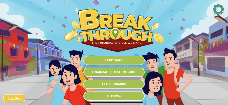 Breakthrough! My new fave financial game app from BPI!