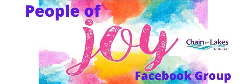 Joy Facebook Group
