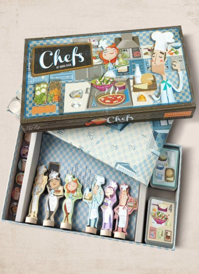 Chefs Game