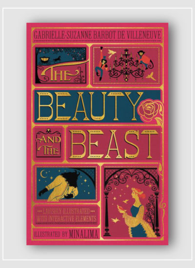 The Beauty and the Beast, MinaLima Edition