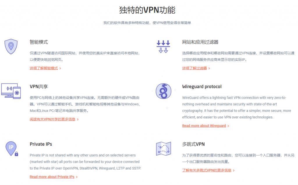 Astrill VPN测评
