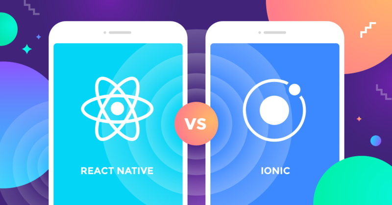 React Native vs Ionic image