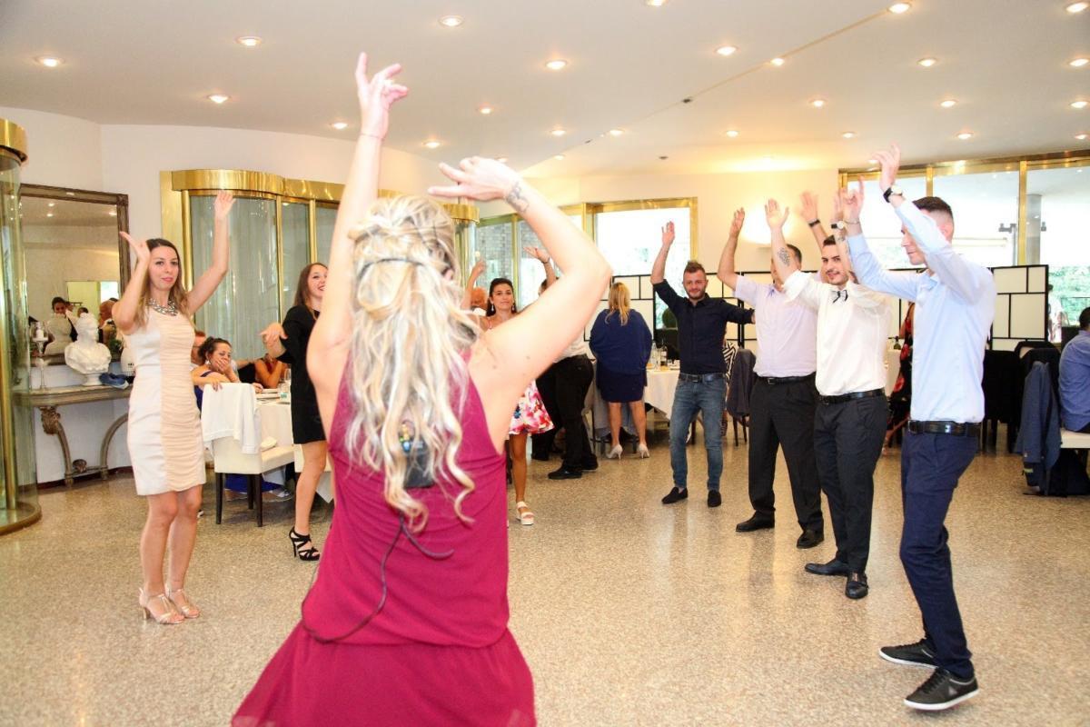 Balli di gruppo matrimonio