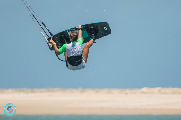 Image for Mikaili Sol – GKA SuperKite Brazil Champion