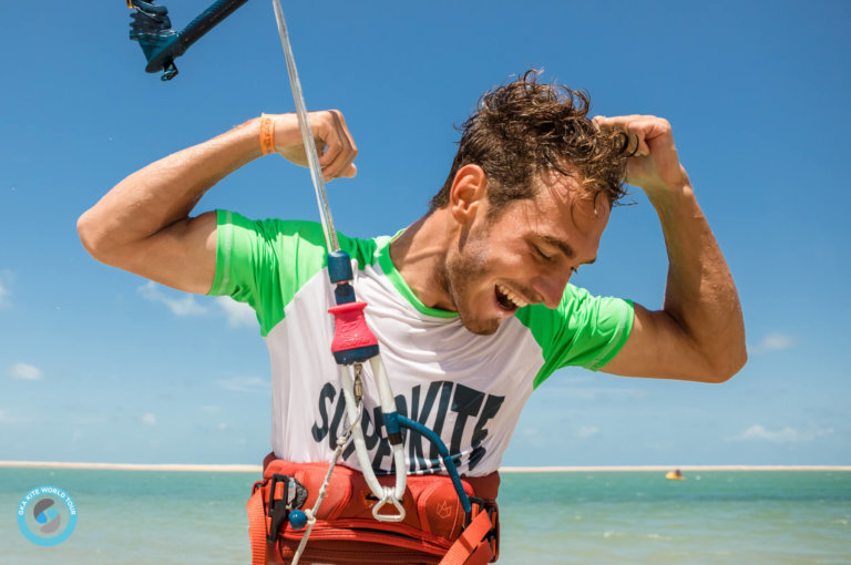 Image for Maxime Chabloz – GKA SuperKite Brazil Champion