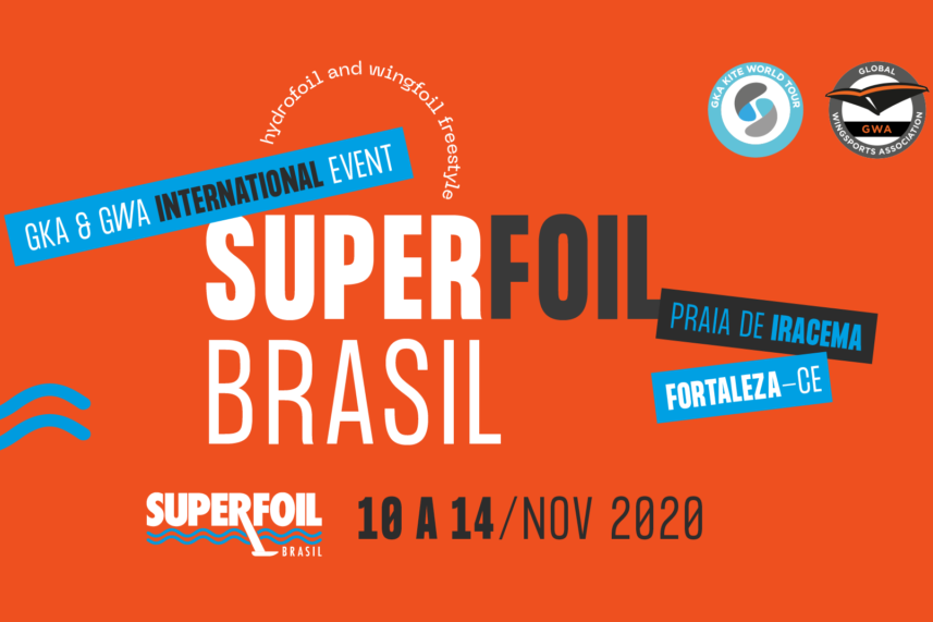 Image for GWA Wing Foil Super Grand Slam is coming to Brazil!