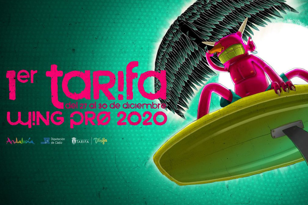 Image for New GWA event: Tarifa Wing Pro 2020