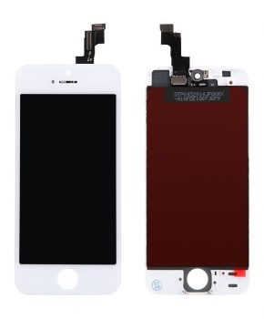 iPhone 5S LCD A+ Touchscreen wit