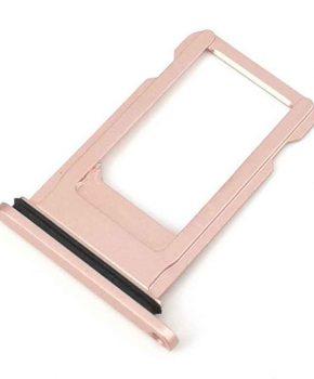 Simkaart Houder voor Apple iPhone 8 - Rose Gold