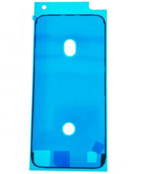 Voor IPhone 7 waterdichte LCD - Frame sticker - zwart