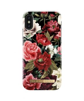 iDeal Fashion Case Antique Roses iPhone XS/X