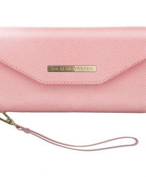 iDeal Mayfair Clutch Pink iPhone XR