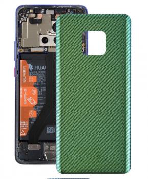 Batterij Cover - achterkant - geschikt voor de Huawei Mate 20 Pro -groen