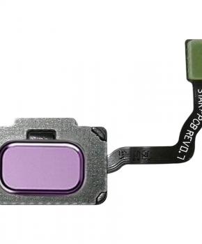 Voor Samsung S9 / S9 Plus Home button flex kabel - Purple