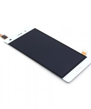 Voor Huawei P8 Lite LCD scherm - wit - originele kwaliteit