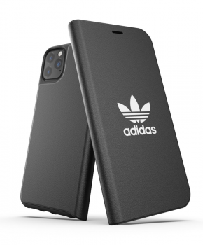 adidas Booklet Case FW19 - iPhone 11 Pro Max black/white