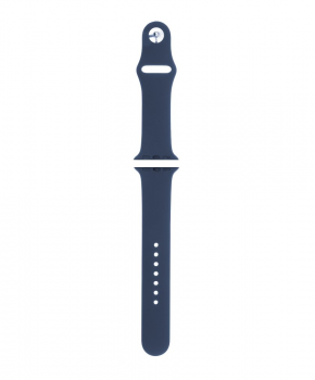 Sport strap voor Apple Watch 42/44mm /A008 / marineblauw