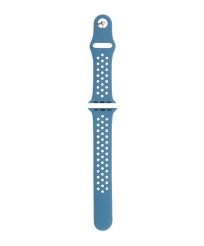 Sport strap voor Apple Watch 38/40mm / B024 - blauw
