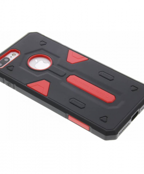 Nillkin Defender Case iPhone 8 Plus / 7 Plus - Zwart / Rood